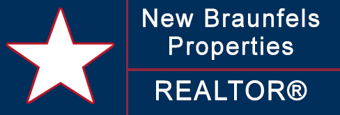 Jerry Sonier - New Braunfels Properties Logo